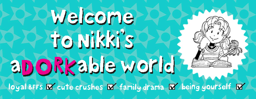 Welcome to Nikkis aDORKable World