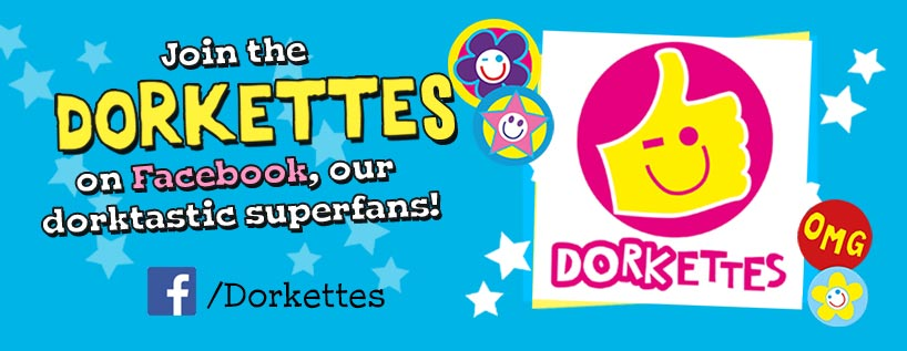 Dorkettes on Facebook