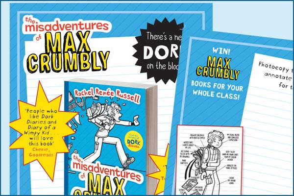 Max Crumbly poster